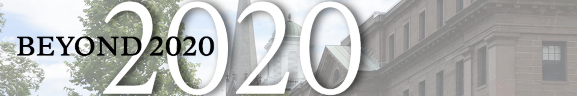 Wesleyan 2020